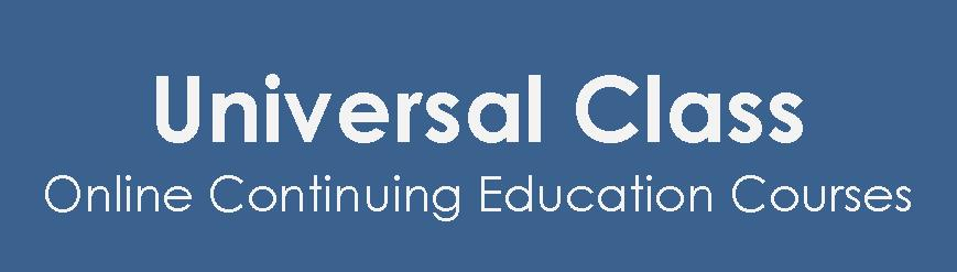 Universal Class online continuing education courses