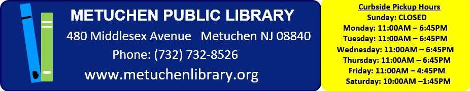 Metuchen Public Library